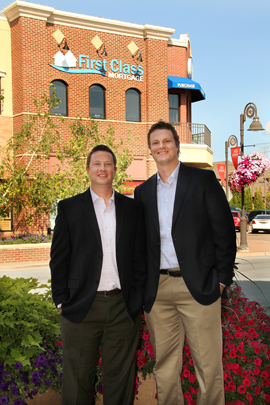 Casey Van Winkle & Brady Day, First Class Mortgage<br /><br />