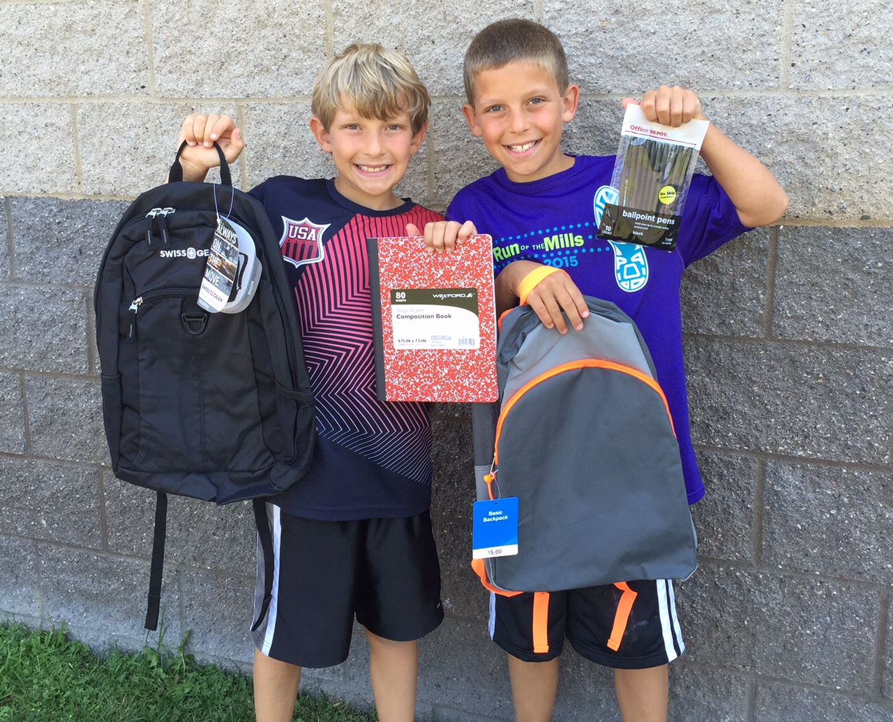 School Supply Donations For Kids