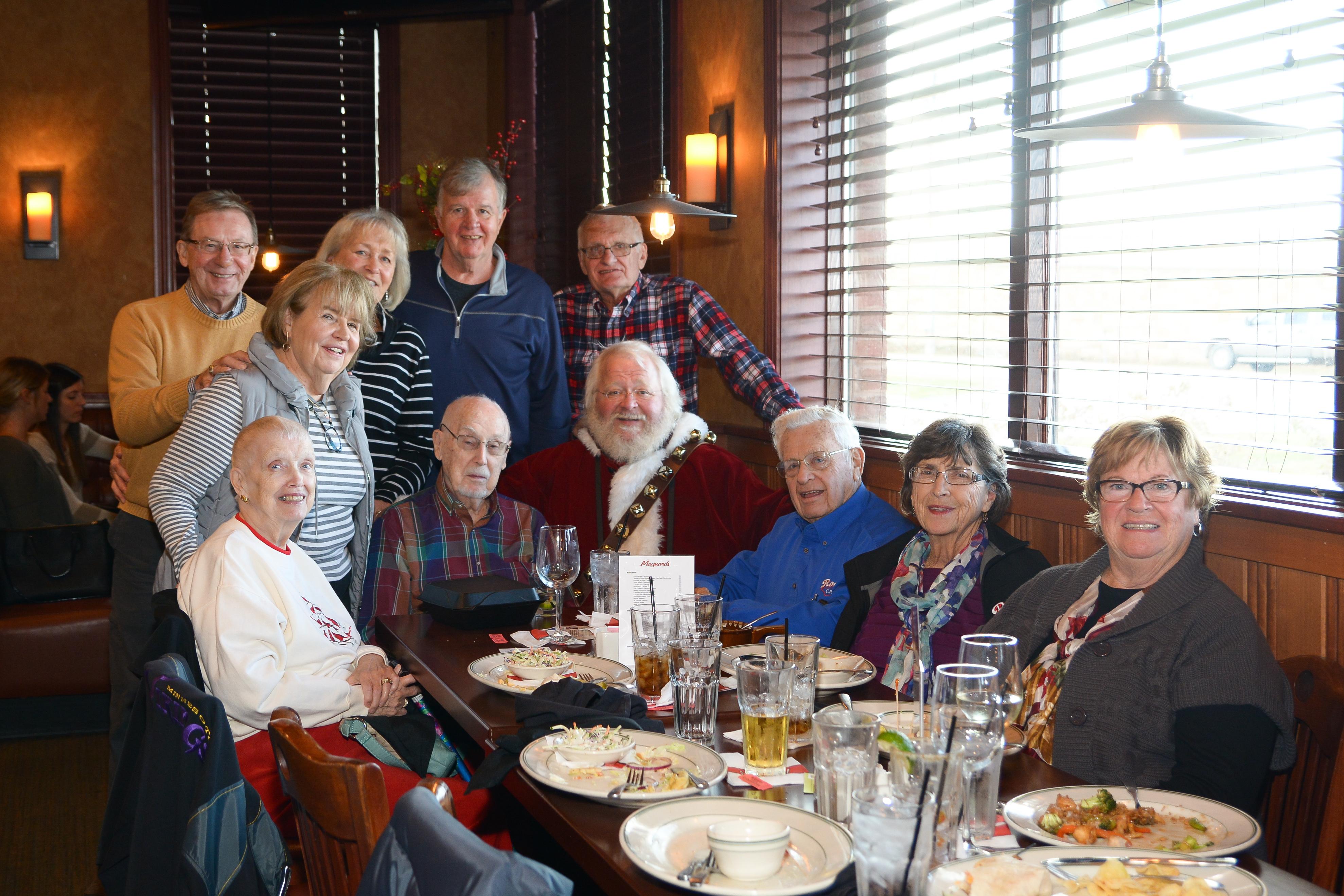 """Maynards 2016 - """"Santa and the Gang"""""""